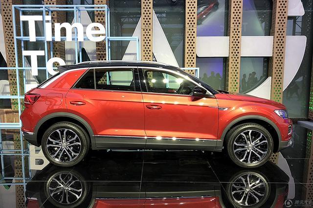 推7款车型 一汽-大众T-ROC探歌将于今晚面市
