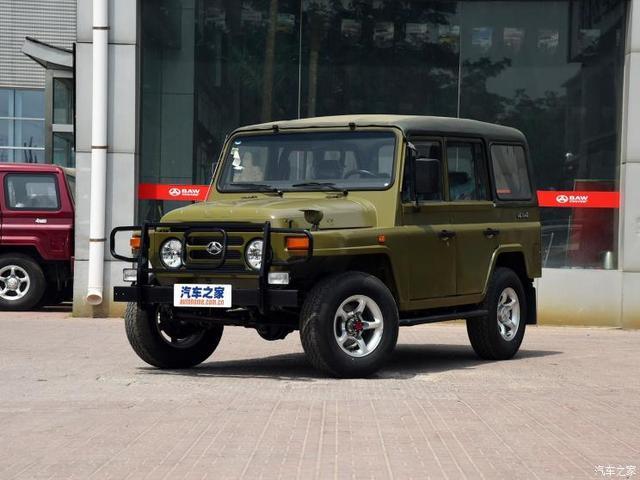 <A href=http://www.jsche.net/auto/Beijing/ TARGET=_blank><u><font color=#0000FF>北京汽车</font></u></a><font color=#cccccc  class=unnamed1>[<A href=http://www.jsche.net/auto/Beijing/price.html TARGET=_blank><u><font color=#cccccc >报价</font></u></a> <A href=http://www.jsche.net/auto/Beijing/4S.html TARGET=_blank><u><font color=#cccccc >4S店</font></u></a>]</font>创造厂 BJ 212 2019款 1.5T 方门 国VI