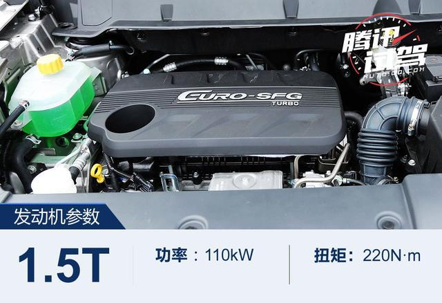 大空间家用SUV 试驾东风风光580智联型
