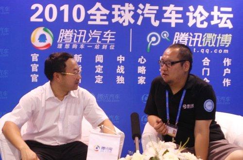 徐育林:广汽传祺力争全国第一 明年推SUV