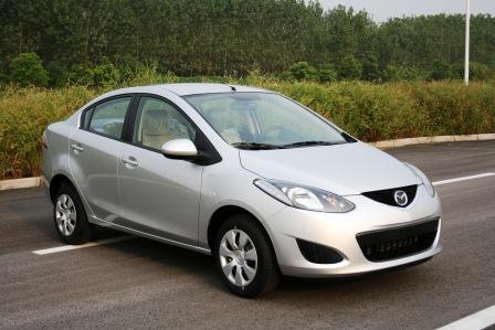 长安马自达将召回67451辆国产Mazda2汽车