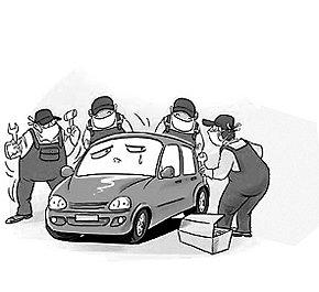 问题轮胎背后的问题
