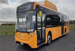 比亚迪纯电动大巴K9正式登新西兰