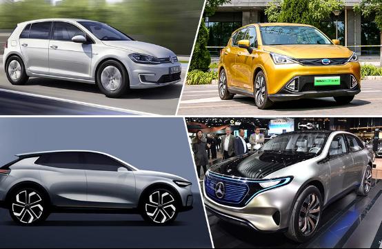 高顏值是成功第一步?新能源車最新資訊來襲