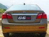 比亚迪G6后面