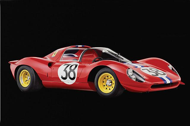 法拉利将复活Dino为入门跑车 搭载6缸动力