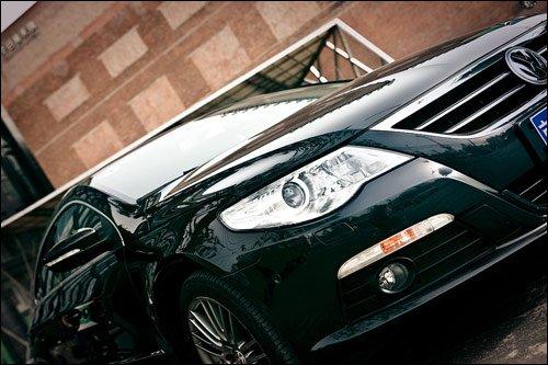 量产艺术 大众CC充满艺术气息的轿跑车