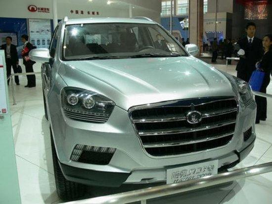 [国内车讯]长城中高端SUV哈弗SC60车展发布