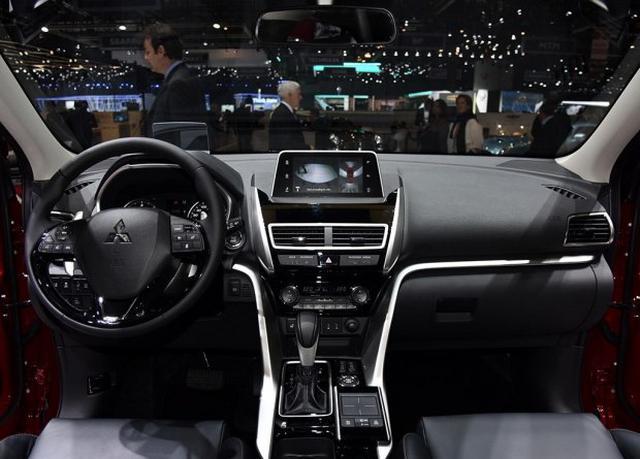 三菱全新SUV Eclipse Cross将引入国产