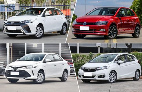 本田飞度/大众POLO等最高降1.8万 四款省油实用的小型车推荐