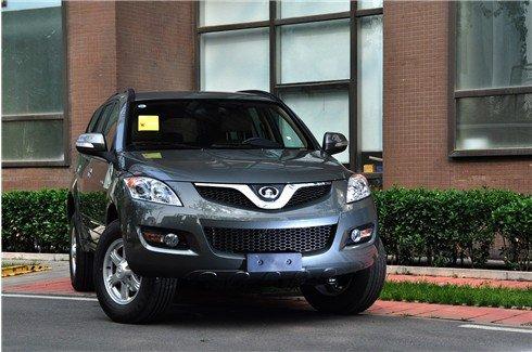 哈弗SUV柴油版-高油价下柴油SUV热销 哈弗赢得80 市场份额高清图片