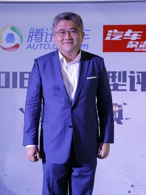 北京梅赛德斯-奔驰销售服务有限公司执行副总裁