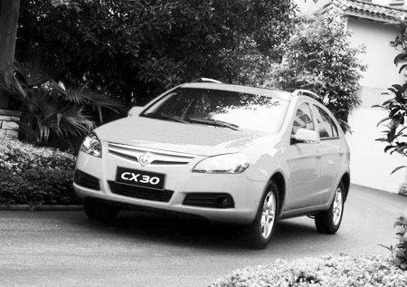 代步良驹——试驾自主品牌长安CX30三厢版