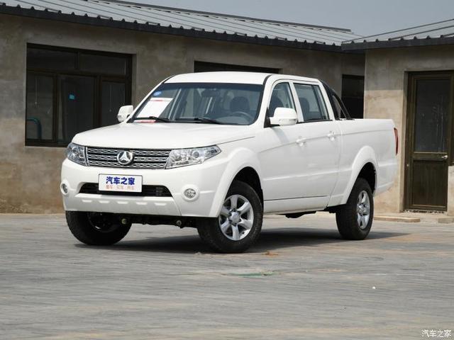 北京汽车创造厂 锐铃 2019款 2.8T两驱3035轴距 根本型JE493ZLQ5D