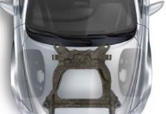 Magna联手福特研发碳纤维汽车下支架原型
