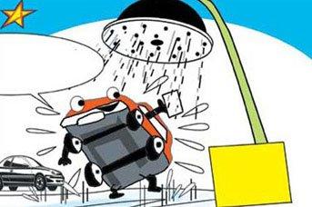 夏季用车全攻略 雨天水浸车的维修养护