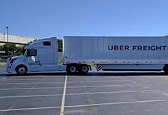Uber涉足卡车业务 帮助货车司机寻路