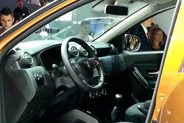 接纳CMF平台 新Dacia Duster公布