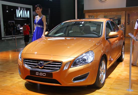 [腾讯行情]上海 沃尔沃S60最高优惠4万元