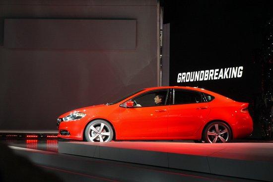 道奇紧凑型新车Dart正式发布 将引入国产