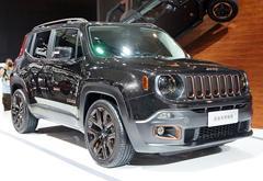 成都车展探营:Jeep展台各限量版车型曝光
