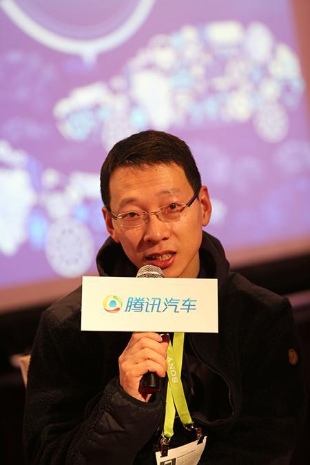 吴震皓:沃尔沃与新兴车企同场竞技 品质与安全是优势
