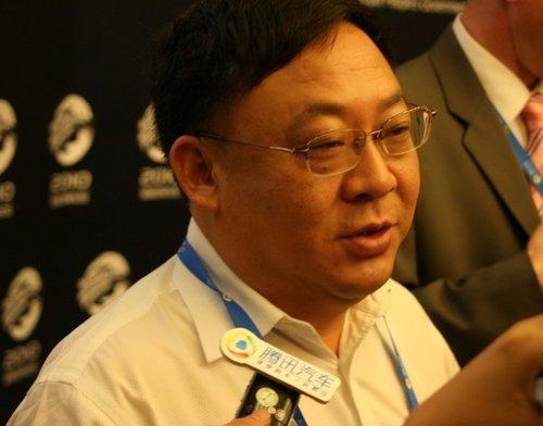 陆建辉:奇瑞正研发汽车3G 关键在于后台