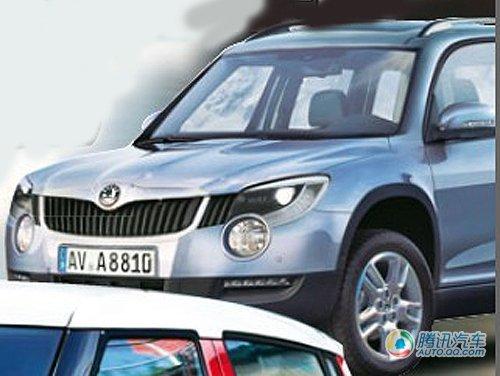 斯柯达将换新车标 日内瓦车展正式公布