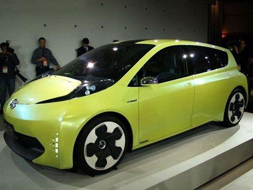 畅想绿色未来 北京车展电动汽车全攻略