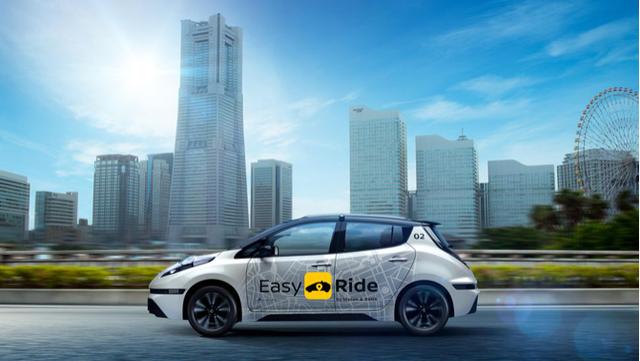 日产无人驾驶出租车明年3月路测