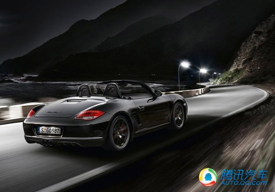 性能更强!保时捷推Boxster S Black Edition