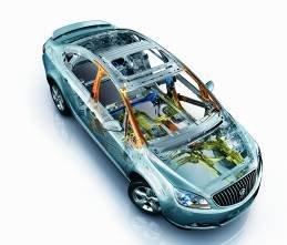 英朗GT顶级安全 驾车上路再无后顾之忧