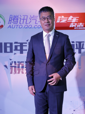 阿斯顿・马丁拉共达(中国)总裁