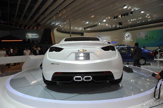 雪佛兰Tru 140S前驱概念跑车亮相北京车展