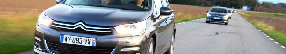 驾驶全新雪铁龙C4穿波罗的海畅游小城马尔默 _车周刊_腾讯汽车