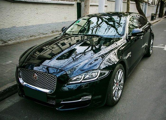捷豹XJ具有历史见证意义的车