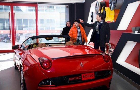 欧意泰克-中国高端车改装品牌在京发布