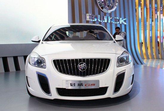 [新车解析]君威GS国内首发/明年国产上市