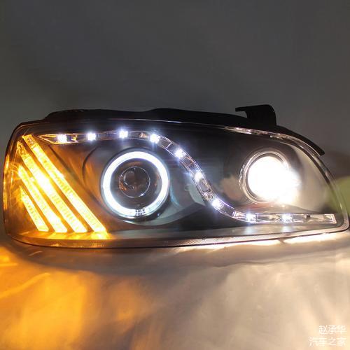卤素 氙气 LED各有什么优劣势