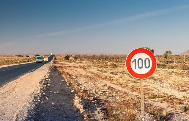 全国的奇葩限速公路 车主 几本驾照都不够你扣