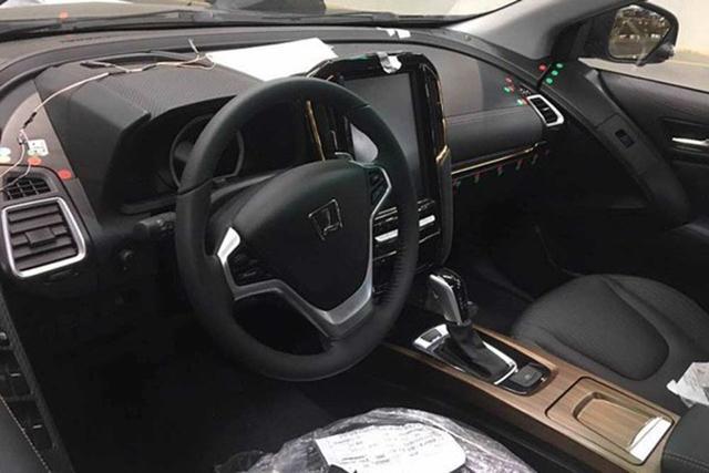 新款纳智捷优6 SUV曝光 搭1.6T/调整外形