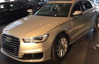 奥迪新款A6L或售41.6万起 推3排量8款车型