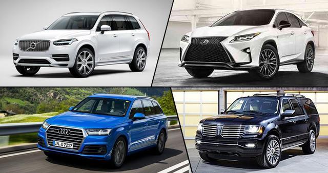 2015年度进口豪华SUV推荐 满足所有需求