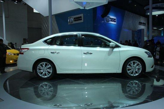日产新轩逸1.8L北京车展发布 售15-17万元