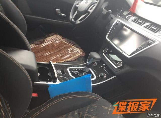 10月31日正式上市 曝陆风X7劲越配置信息