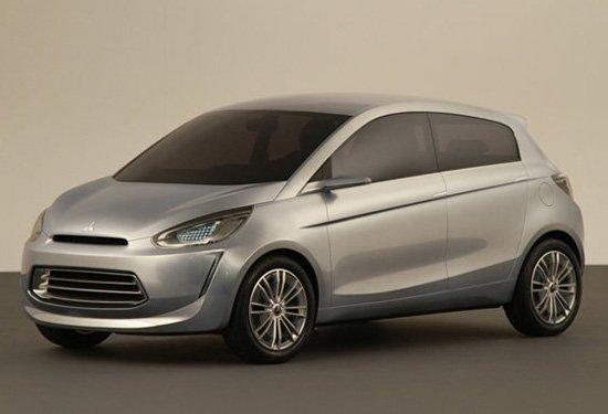 新一代Colt雏形 三菱推Global Small概念车