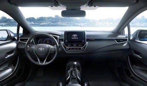 将于广州车展首发 全新一代卡罗拉官图发布