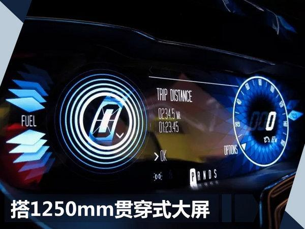 知行FMC品牌今日发布 首款SUV将于美国亮相
