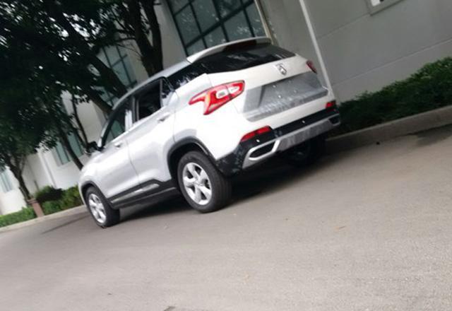 的小型SUV 宝骏510最新实车谍照曝光宝骏是合资还是国产,宝骏