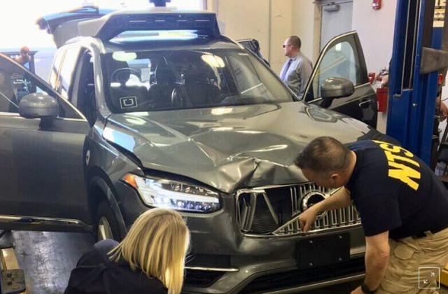 Uber与无人车致死案受害人家属和解 赔偿金额未公布